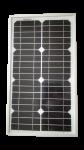 20 Wp Solarmodul Monokristallin